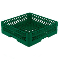 Vollrath TR1A Traex Full-Size Green 5 1/2 inch Open Rack with 1 Extender