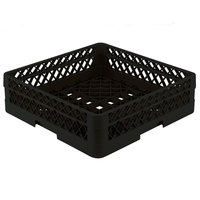 Vollrath TR1AA Traex Full-Size Black 7 1/4 inch Open Rack with 2 Extenders