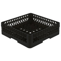 Vollrath TR1A Traex® Full-Size Black 5 1/2 inch Open Rack with 1 Extender