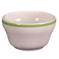 Homer Laughlin 1018083 Toulon 7.25 oz. Rolled Edge Bouillon Bowl - 36/Case