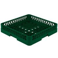 Vollrath TR1 Traex Full-Size Green 4 inch Open Rack