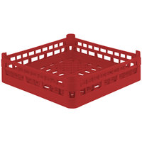 Vollrath 52680 Signature Full-Size Red 5 1/2 inch Medium Open Rack