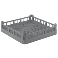 Vollrath 52696 Signature Full-Size Gray 4 7/8 inch Short Extended Open Rack