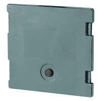Cambro 6318401 Slate Blue Camcarrier Replacement Door with Gasket and Vent Cap
