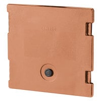Cambro 6318157 Coffee Beige Camcarrier Replacement Door with Gasket and Vent Cap