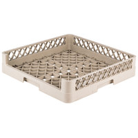 Vollrath TR31 Traex Full-Size Beige Open End Rack