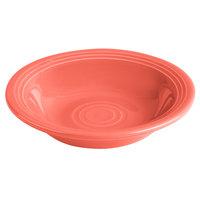 Tuxton CND-052 Concentrix 4.5 oz. Cinnebar China Fruit / Monkey Dish - 24/Case