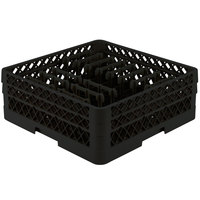 Vollrath TR3AAP14 Traex Black Extended Peg Rack for 12 1/4 inch Diameter Plates