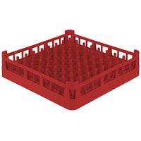 Vollrath 52695 Red Signature Full-Size Extended Plate Rack