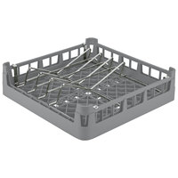 Vollrath 52664 Signature Full-Size Gray Open End Sheet Pan / Tray Rack