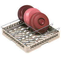 Vollrath TR21 Traex® Full-Size Beige Insulated Tray Rack