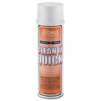 Noble Chemical Clean-It-Quick Vandalism Mark Remover - Aerosol 15 oz. 12 / Case
