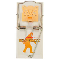 JT Eaton 401 Bigfoot Wooden Rat Snap Trap with Expanded Trigger