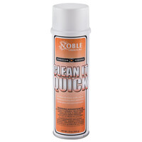 Noble Chemical Clean-It-Quick Vandalism Mark Remover - Aerosol 15 oz.