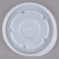 Dinex DX43008714 Heritage Translucent Disposable Lid for Dinex DX4300 Heritage 9 oz. Insulated, Stackable Bowl - 1000/Case
