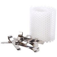 Paragon 519201 Replacement Floss Bowl Stabilizer Net and Clips for Paragon Cotton Candy Machines