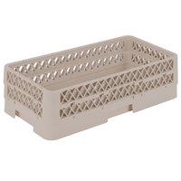 Vollrath HR1AA Traex® Half-Size Beige 5 9/16 inch Open Rack with 2 Extenders