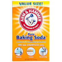 Arm & Hammer 4 lb. / 64 oz. Baking Soda
