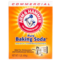 Arm & Hammer 1 lb. Baking Soda - 24/Case