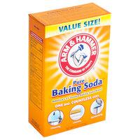 Arm & Hammer 4 lb. Baking Soda - 6/Case
