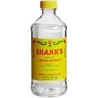 Shank's 8 oz. Pure Lemon Extract