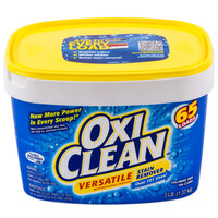 OxiClean 3 lb. Versatile Stain Remover - 4 / Case