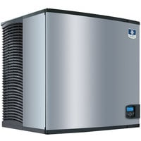 Manitowoc IY-1106A Indigo Series 30 inch Air Cooled Half Size Cube Ice Machine - 208V, 3 Phase, 1200 lb.