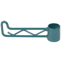 Regency Green Epoxy Swing Hook - 6 1/4 inch