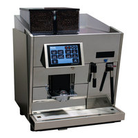 Bunn 43500.0000 Espress B&W3 CTS Super Automatic 1L Espresso Machine with Steam Wand
