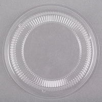 Dinex DX11870174 Clear Dome Disposable Lid for Dinex DXSWC6 6 oz. Clear Tulip Bowls, Dinex DXSWC8 8 oz. Clear Tulip Bowls, Carlisle 4531 5 oz. Tulip Dish, and Carlisle 4535 8 oz. Clear Tulip Bowls - 1000/Case