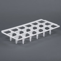 Vollrath 5231480 Signature Half-Size 18 Compartment Glass Rack Divider