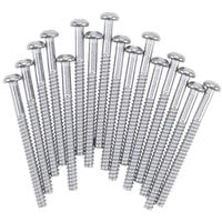 Vollrath 5235800 Screw for Medium Glass Racks - 16/Pack