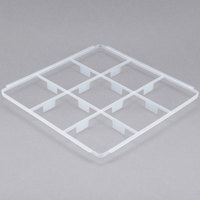 Vollrath 5230610 Signature Full-Size 9 Compartment Glass Rack Trim Divider