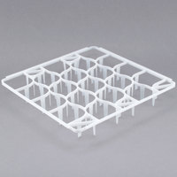 Vollrath 5231780 Signature Full-Size 20 Compartment Glass Rack Trim Divider