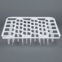 Vollrath 5232280 Signature Lemon Drop Full-Size 30 Compartment Glass Rack Divider