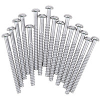 Vollrath 5235700 Screw for Medium Glass Racks - 16/Pack