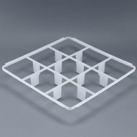 Vollrath 5230580 Signature Full-Size 9 Compartment Glass Rack Divider