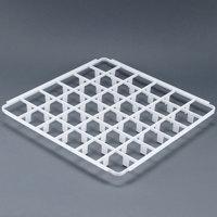 Vollrath 5230910 Signature Full-Size 36 Compartment Glass Rack Trim Divider