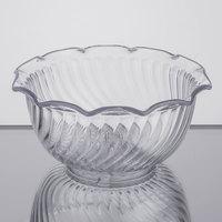 Dinex DXSWC807 8 oz. Clear Tulip Bowl - 48/Case
