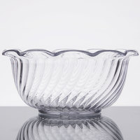 Dinex DXSWC807 8 oz. Clear Tulip Bowl - 48/Case
