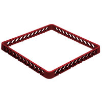 Vollrath TRA-02 Traex® Full-Size Red Open Glass Rack Extender