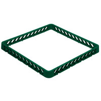 Vollrath TRA-19 Traex® Full-Size Green Open Glass Rack Extender