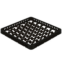 Vollrath TRM Black Full-Size 42 Compartment Extender for Vollrath Traex Glass Racks