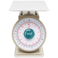 Taylor THD32D 32 oz. Heavy Duty Mechanical Portion Scale with Dashpot