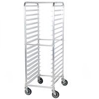 Regency 18 Pan End Load Bun / Sheet Pan Rack - Assembled