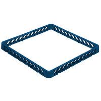 Vollrath TRA-44 Traex® Full Size Royal Blue Open Glass Rack Extender