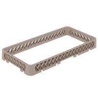 Vollrath HRA Traex® Half-Size Beige 1 3/4 inch Open Rack Extender