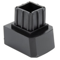 Grosfillex USSP0083 Fixed Replacement Feet for Pedestal and Lateral Resin Table Bases