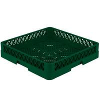 Vollrath TR2 Traex® Full-Size Green Flatware Rack