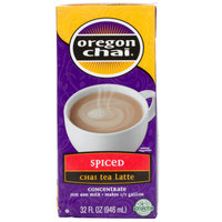 Oregon Chai Spiced Tea Latte Concentrate - 32 oz.